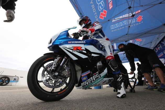 Superbikes Head Back To Auto Club Speedway in 2014