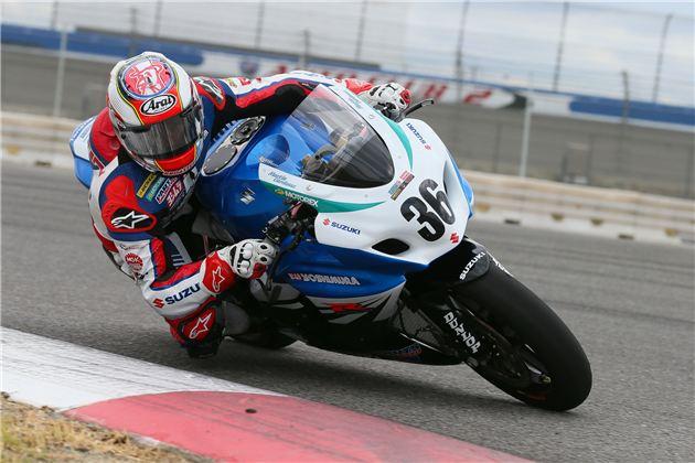 Martin Cardenas Yamaha SoCal Nationals