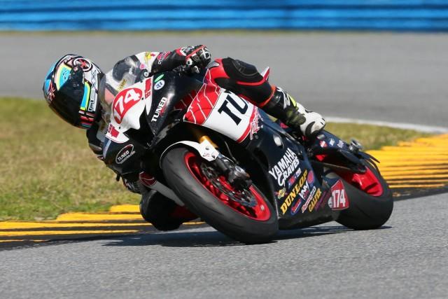Tuned Racing's Bryce Prince