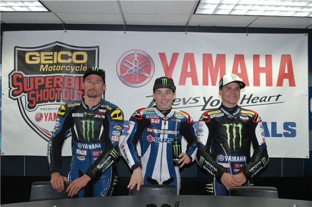 Roger Hayden Earns Race FuelZ Pro Superbike Pole Position At GEICO Motorcycle Superbike Shootout At Auto Club Speedway