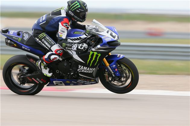 Beaubier Under Lap Record In RaceFuelZ Pro Superbike Warm-Up At Arai Mountain Nationals At MMP