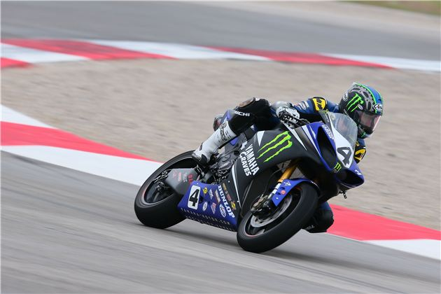 Hayes Lowers Lap Record, Claims RaceFuelZ Pro Superbike Pole Position At Arai Mountain Nationals