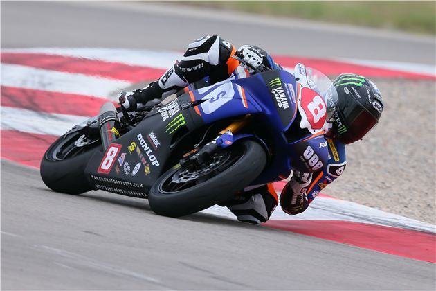 Gerloff Tops Dynojet Pro Sportbike Warm-Up At Arai Mountain Nationals