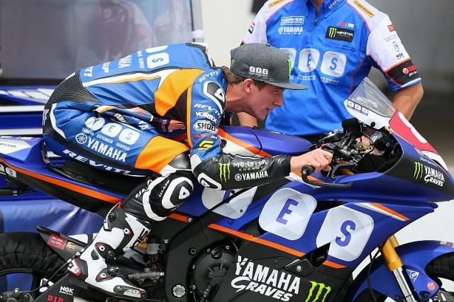 Gerloff Captures Dynojet Pro Sportbike Pole Position At Arai Pacific Nationals At Sonoma Raceway