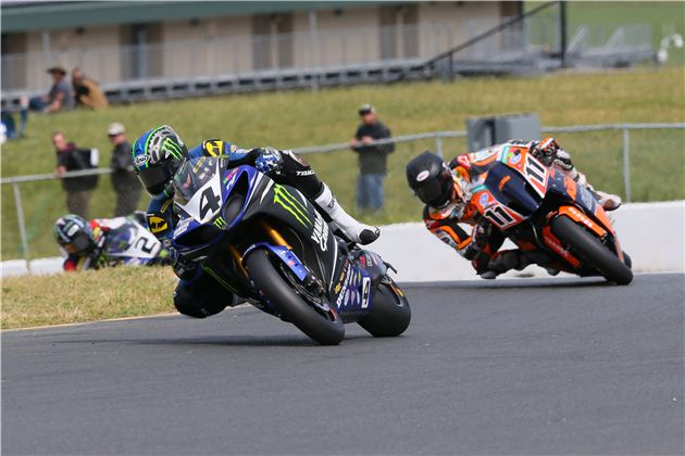 America's top professional Superbike and Sportbike riders will be competing at Miller Motorsports Park this weekend in the GEICO Motorcycle Superbike Shootout presented by Yamaha, which will be part of the Utah Sport Bike Association's (UtahSBA) Vortex Masters of the Mountains series