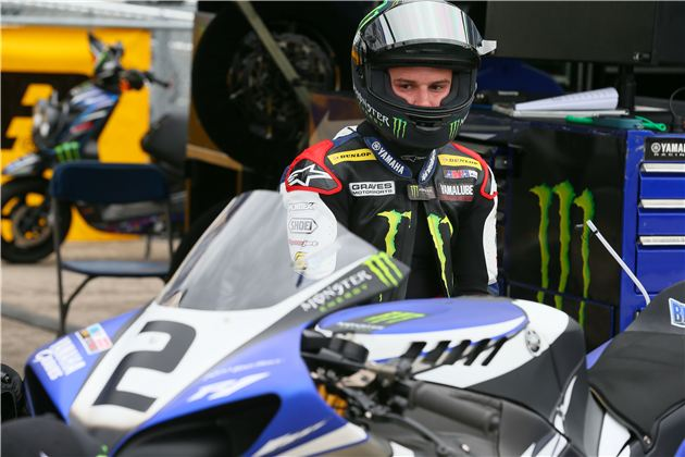 Beaubier Smashes MMP West Course Lap Record During RaceFuelZ Pro Superbike Practice At The Arai Mountain Nationals