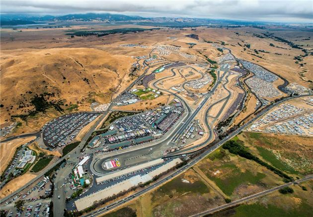 Sonoma Race Results